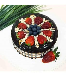 Миндальный торт