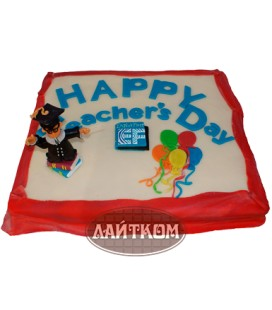 Торт «TEACHER'S DAY» - 1кг